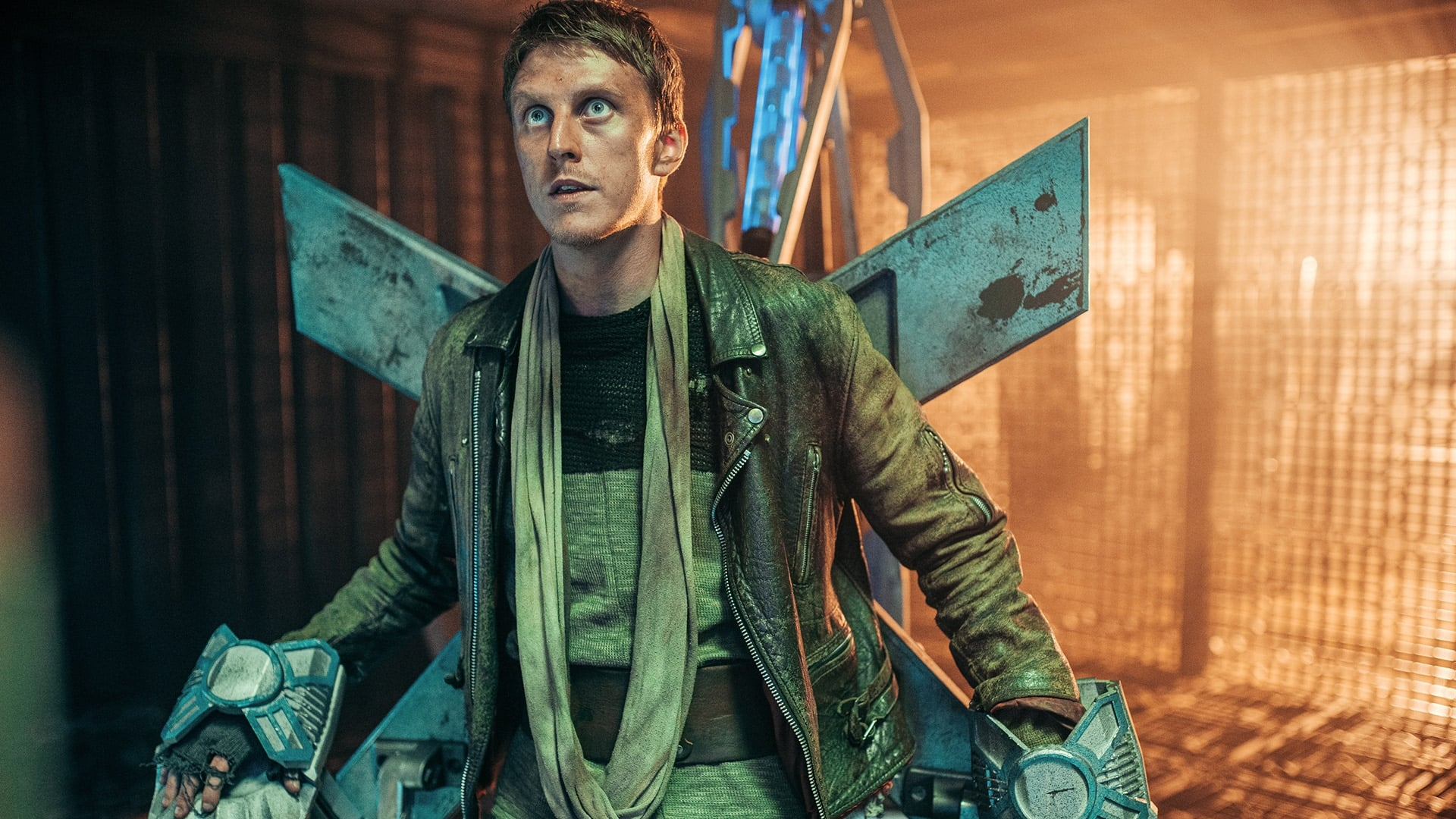 Doctor Who Season 12 :Episode 9  The Ascension of the Cybermen (1)
