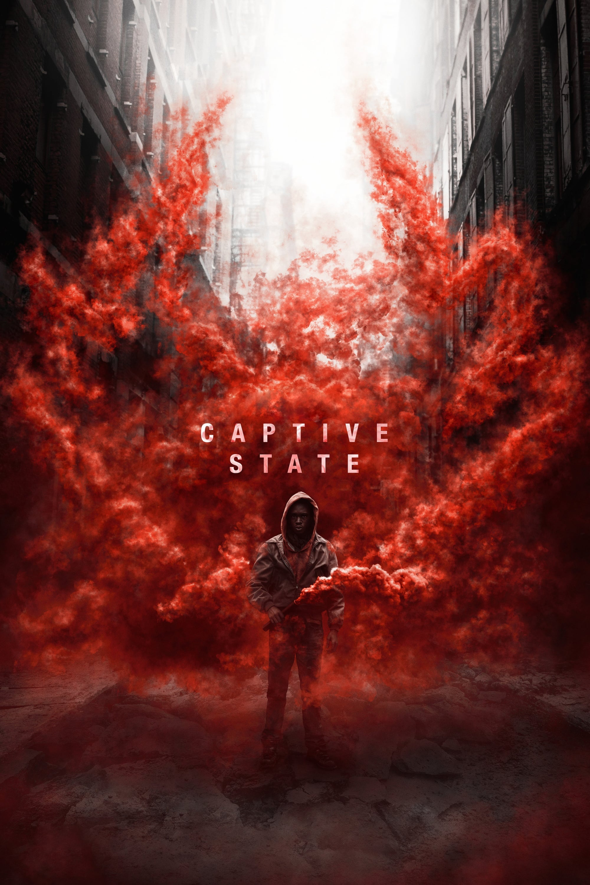 Poster and image movie Film Captive State - Captive State 2019