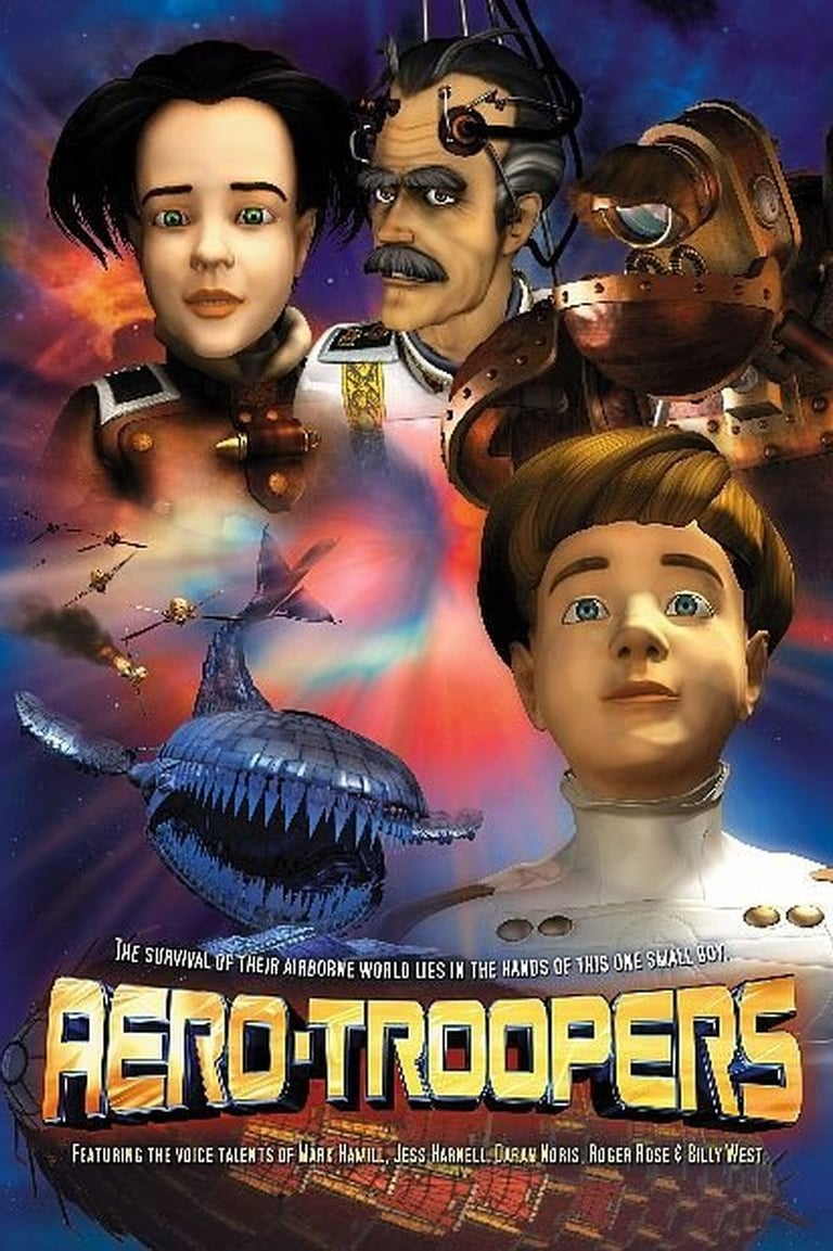 Aero-Troopers: The Nemeclous Crusade (2003)