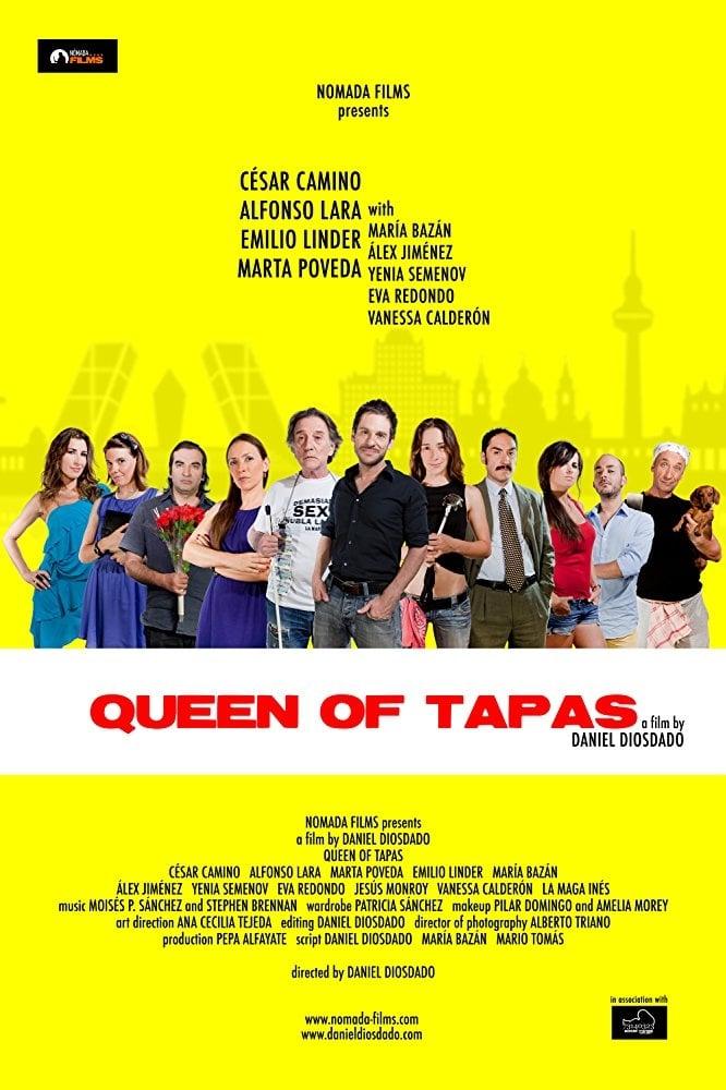 watch La Reina de Tapas 2013 Stream online free