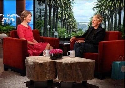 The Ellen DeGeneres Show Season 9 :Episode 28  Taylor Swift, Abigail Breslin, Foster The People
