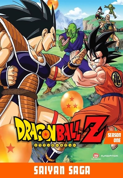Dragonball Z Season 1