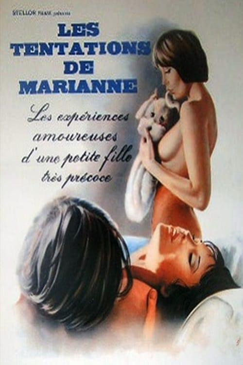 Ver Les tentations de Marianne Online HD Español (1973)