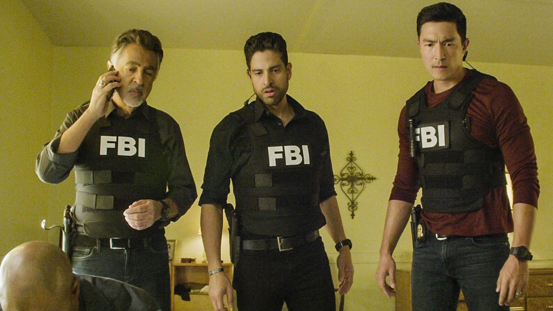 Criminal Minds Season 13 :Episode 11  Full-Tilt Boogie
