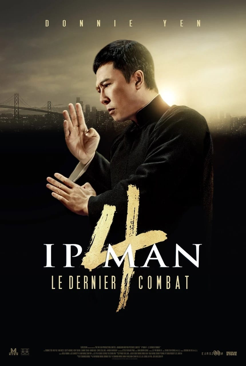 Ip Man 4 streaming sur libertyvf