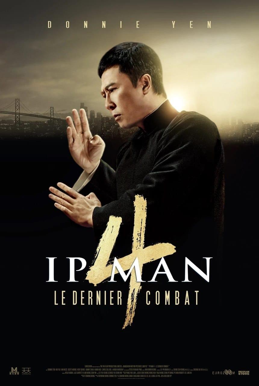 voir film Ip Man 4 streaming