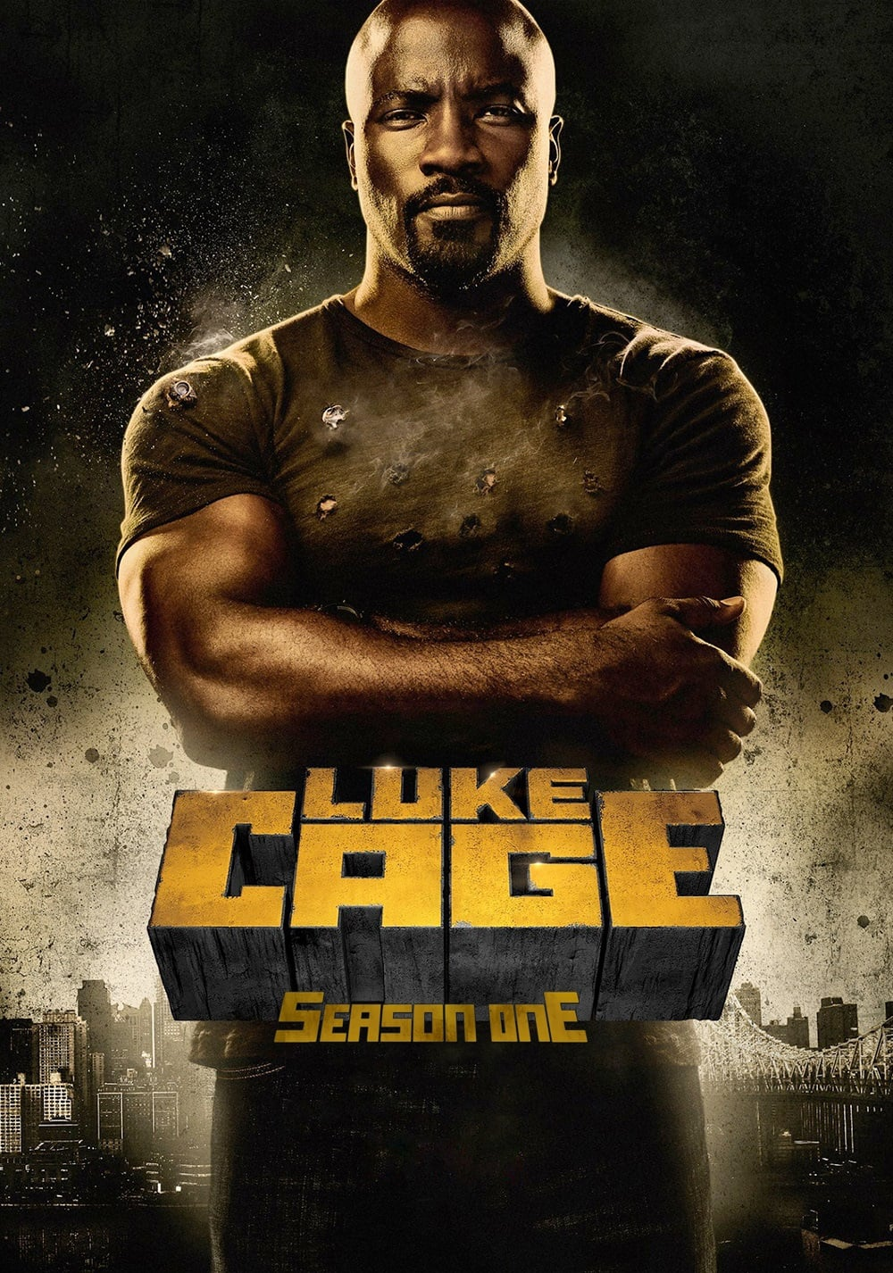 Marvel's Luke Cage Season 1 Complete