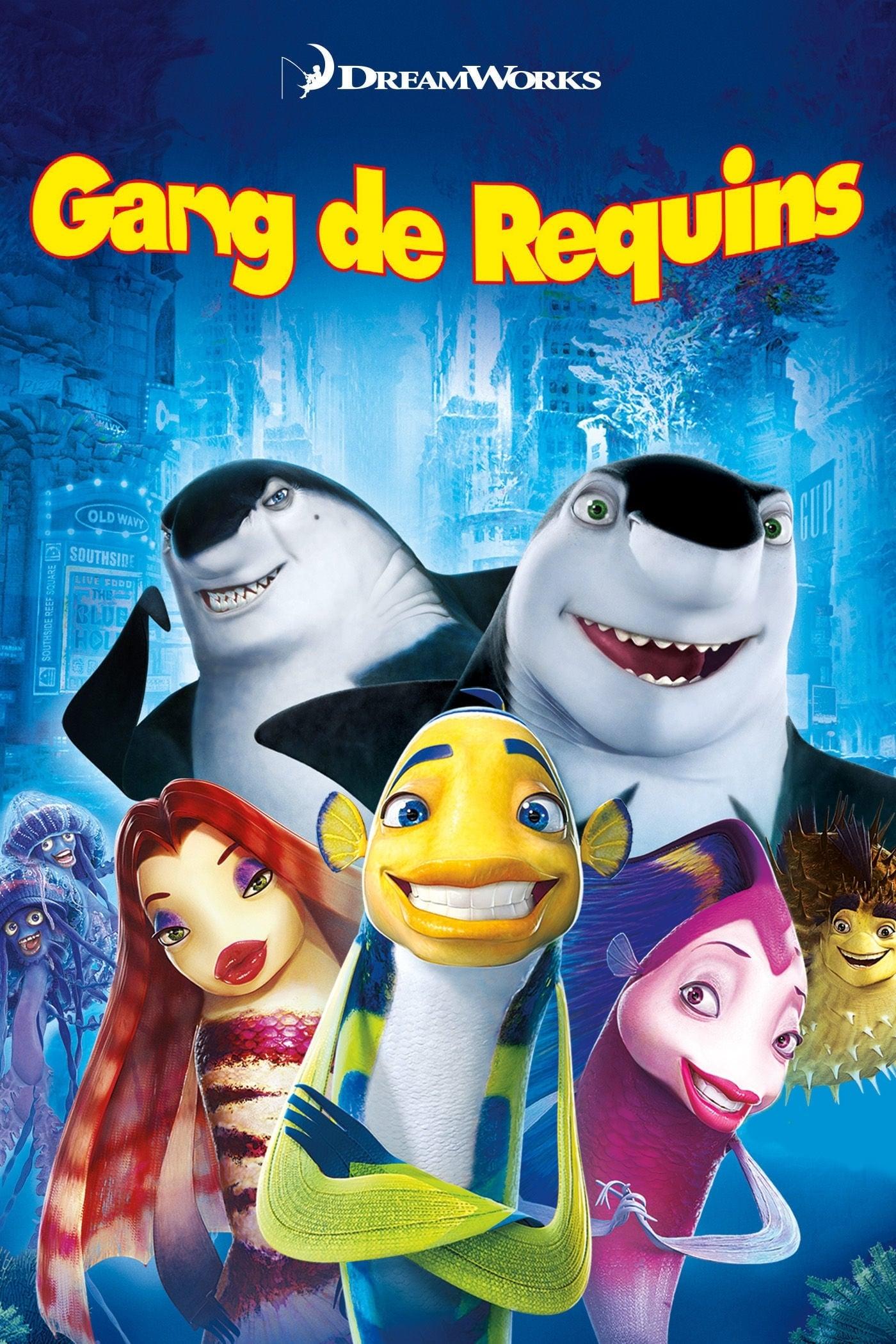 voir film Gang de Requins streaming