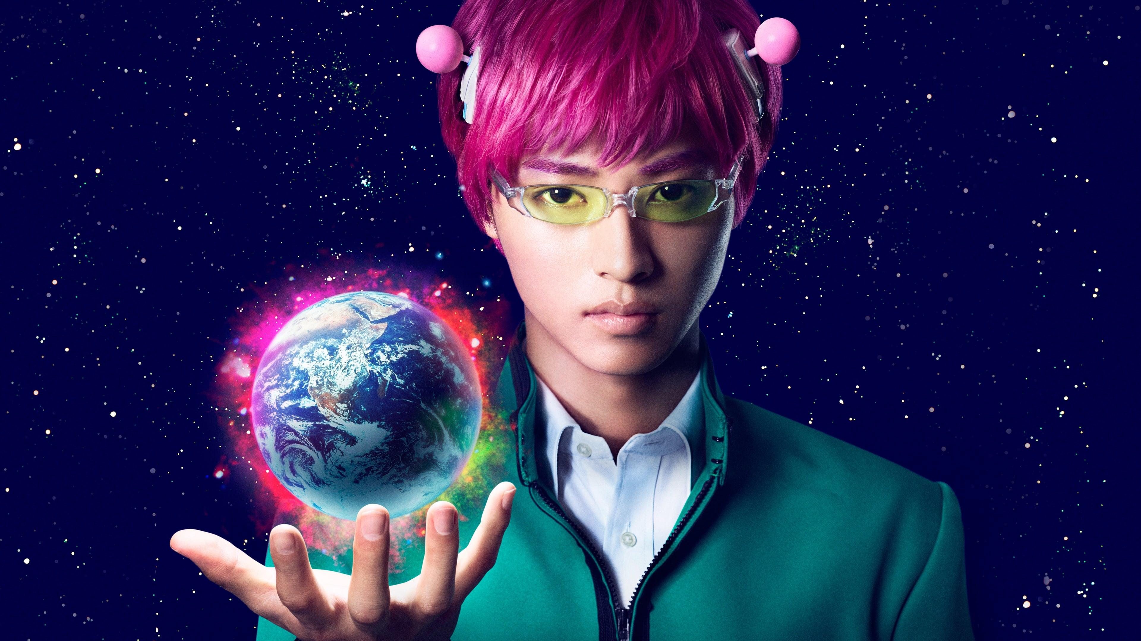 Psychic Kusuo