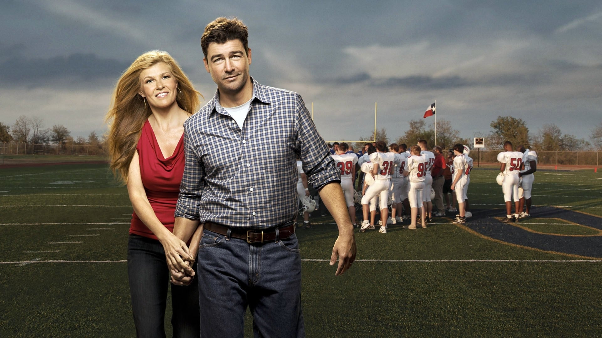 TNT komt in oktober met Emmy Award-winnende series Southland en  Friday Night Lights