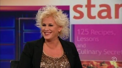 The Daily Show with Trevor Noah Season 17 :Episode 33  Anne Burrell