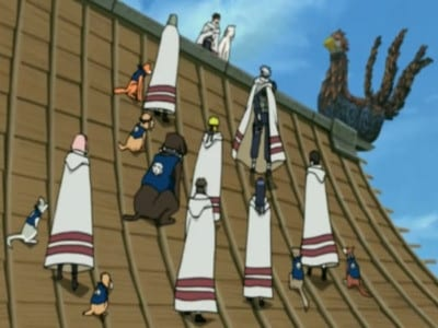 Watch Naruto Shippūden - Season 6 Episode 122 : The Hunt HD