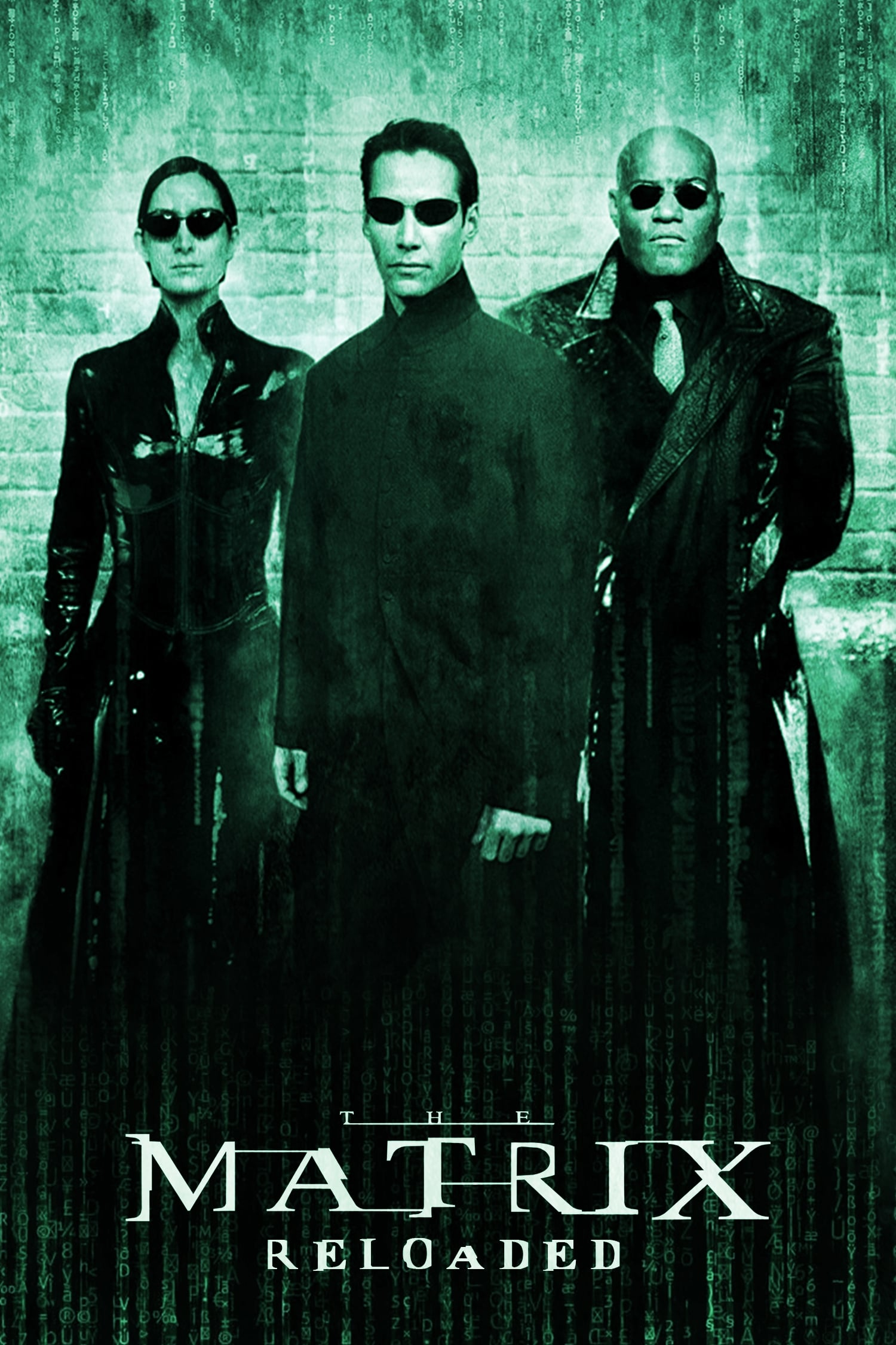 Matrix Reloaded Stream