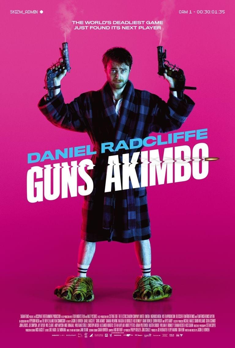 შეშლილი თამაში  / sheshlili tamashi / Guns Akimbo (ქართულად)