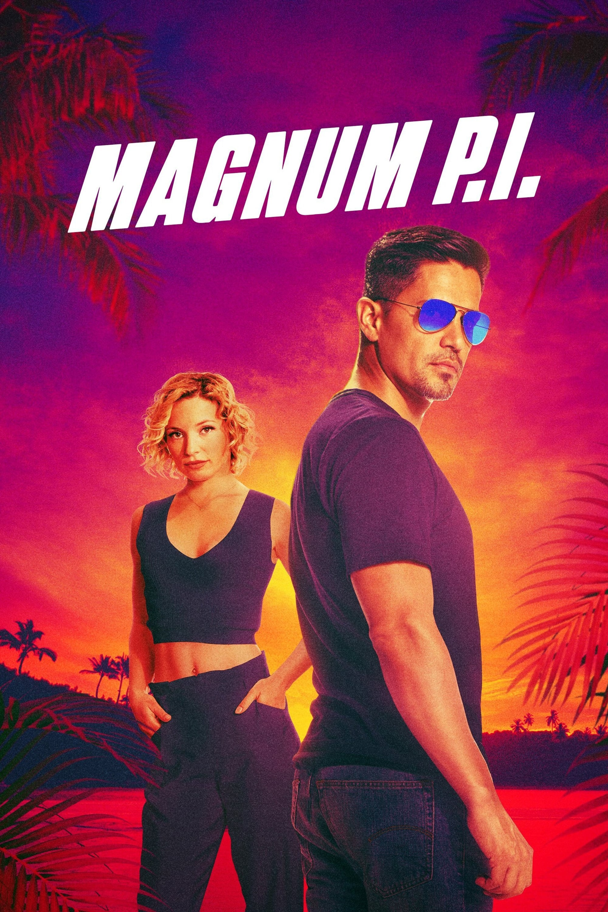 Magnum P.I. TV Shows About Hawaii