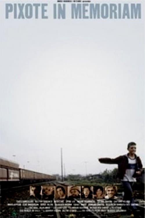 Ver Pixote, in memorian Online HD Español (2007)