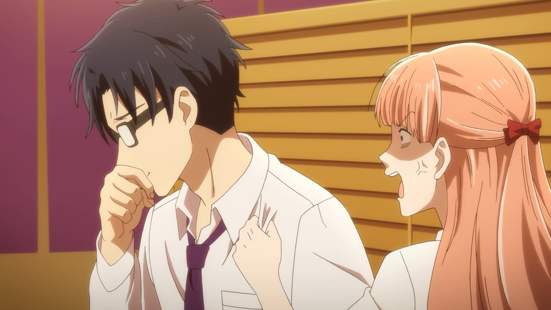Wotakoi Love Is Hard For Otaku 1x6 Array Anime