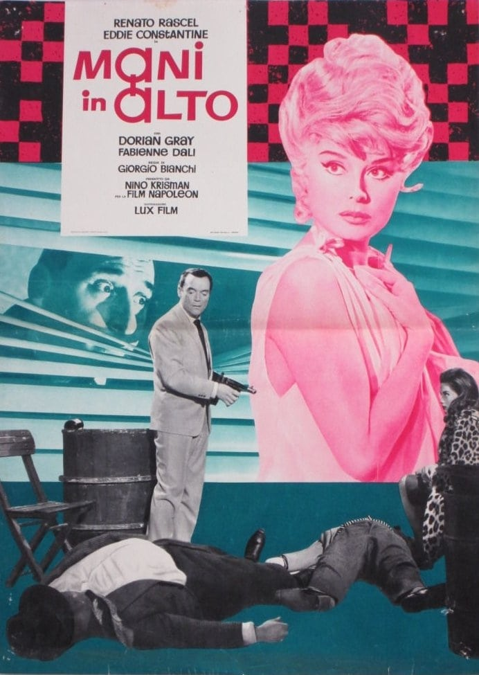 Destination Fury (1961)