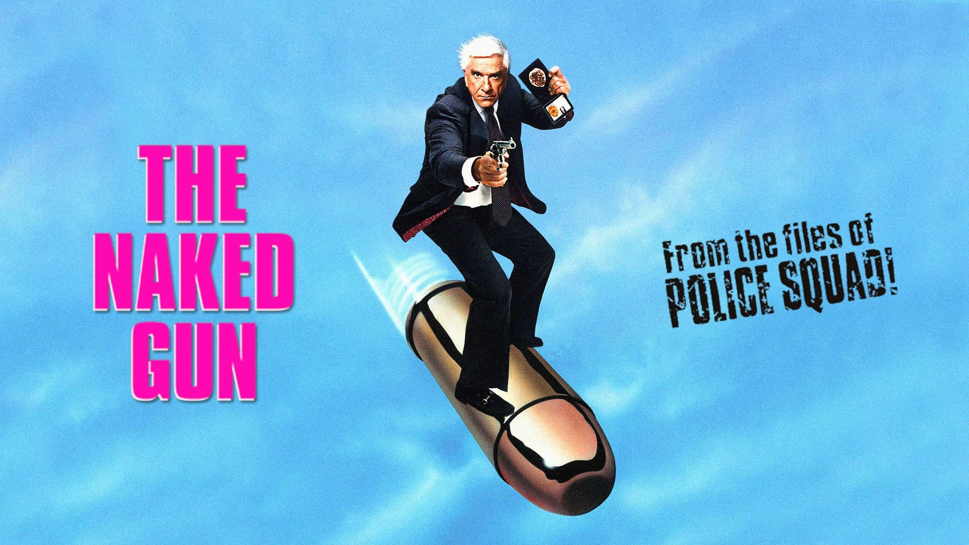 The Naked Gun: From the Files of Police Squad VHS Leslie