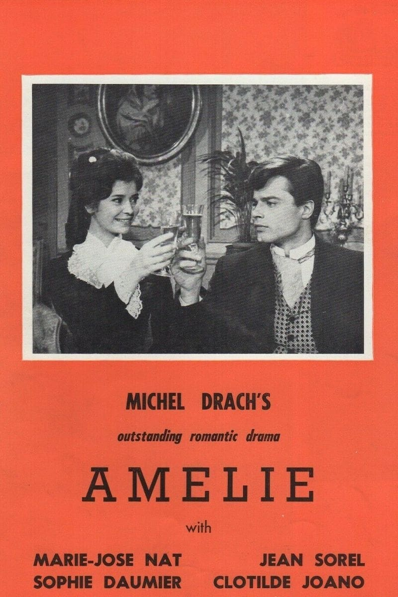 Amelie or The Time to Love (1961)