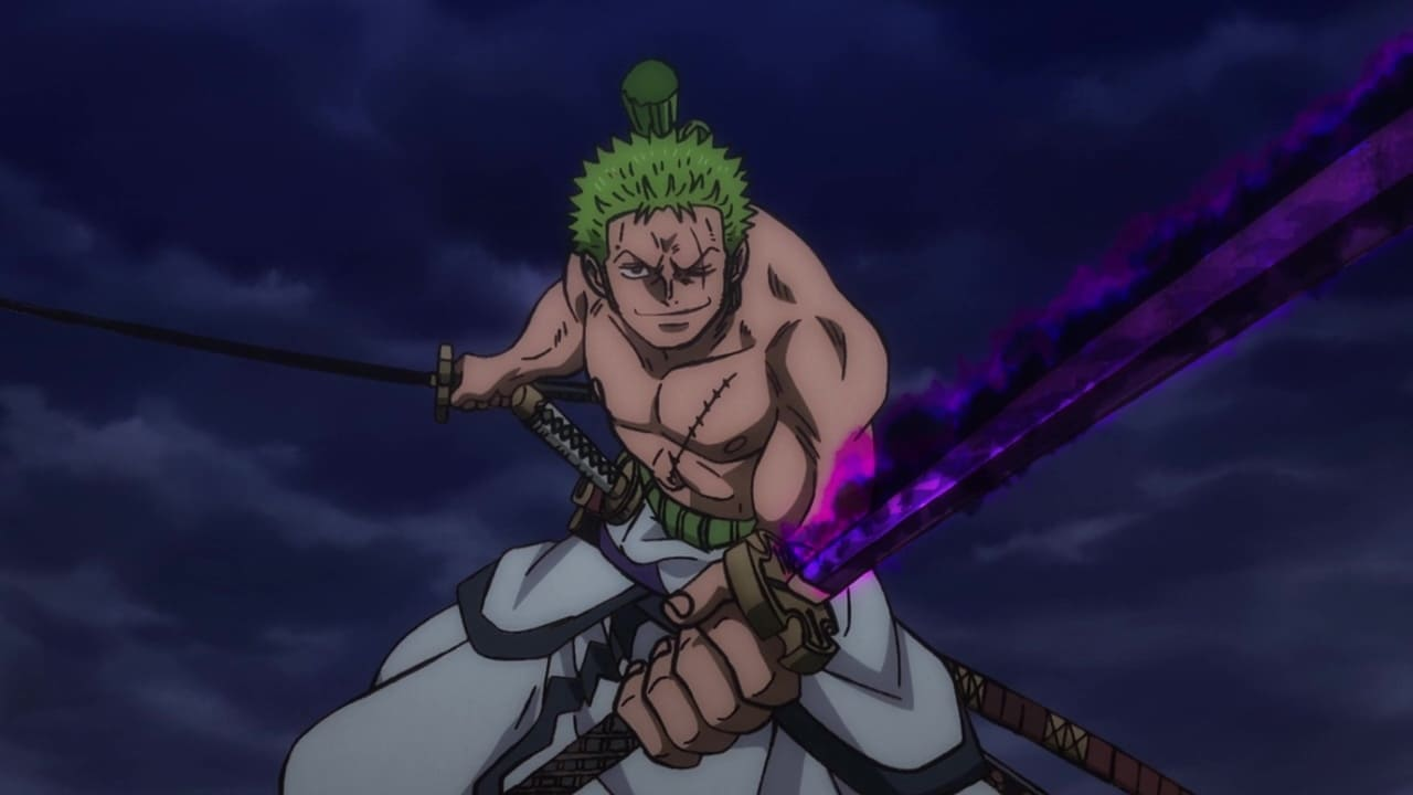 One Piece Season 21 :Episode 899  Defeat is Inevitable! The Strawman's Fierce Attack!