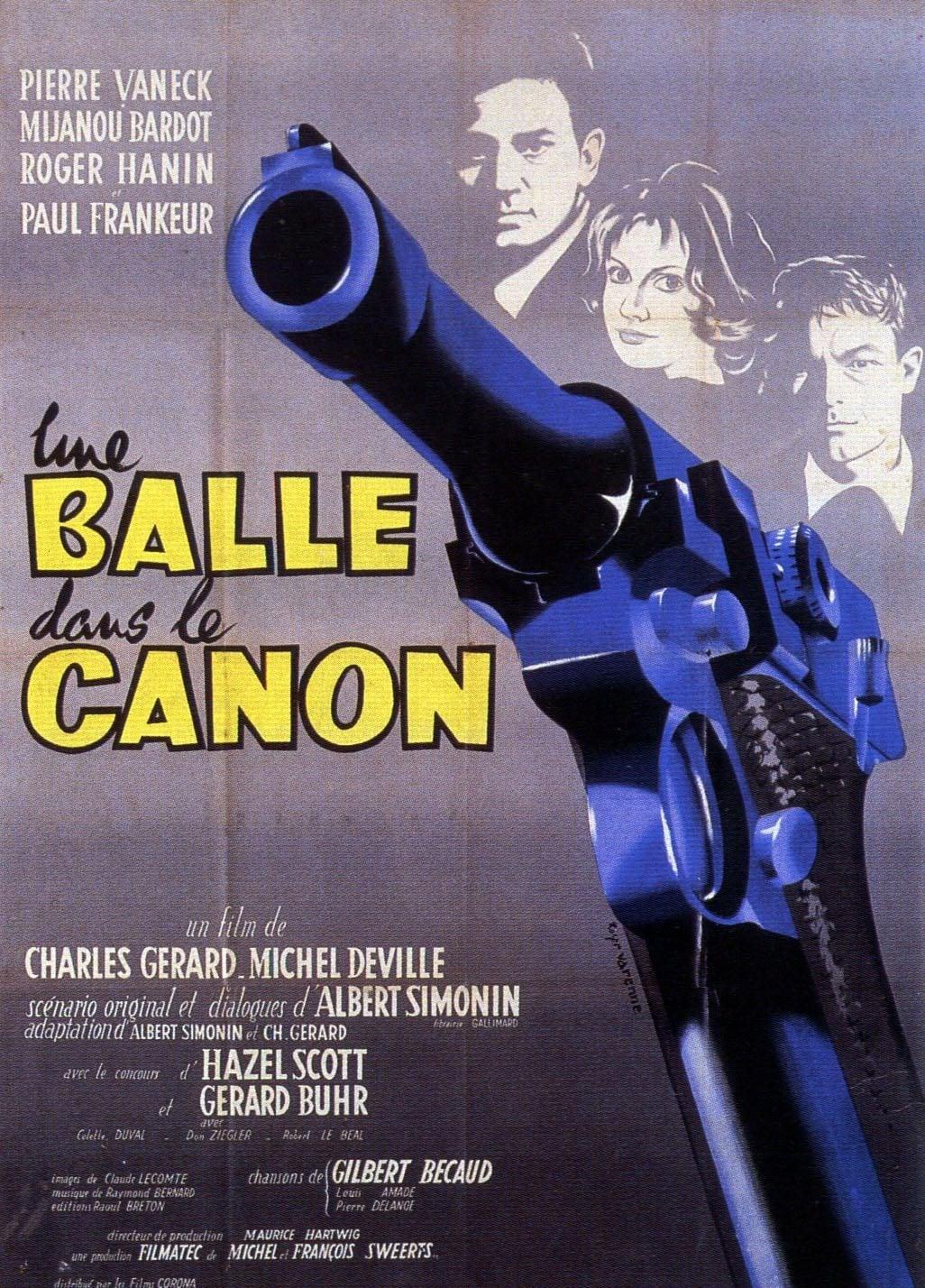 A Bullet in the Gun Barrel (1958)