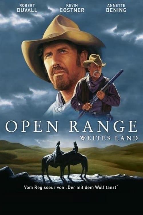 Open Range Deutsch Ganzer Film