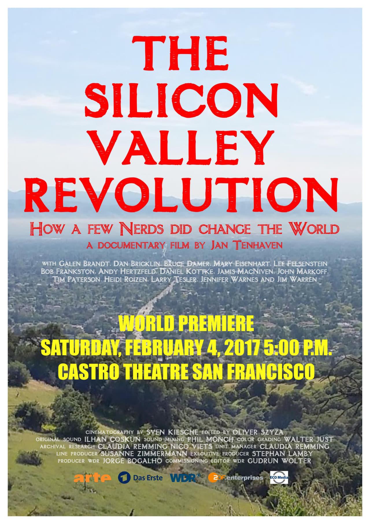 SILICON VALLEY REVOLUTION