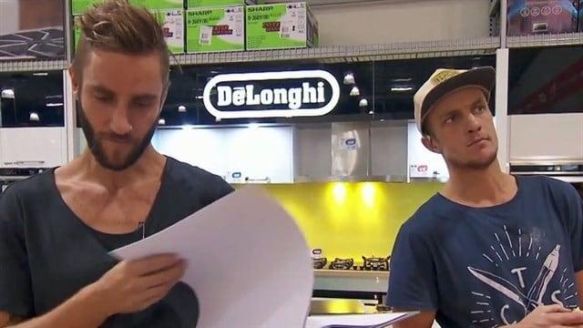 The Block - Season 9 Episode 33 : Brothers' Kitchen Nightmare