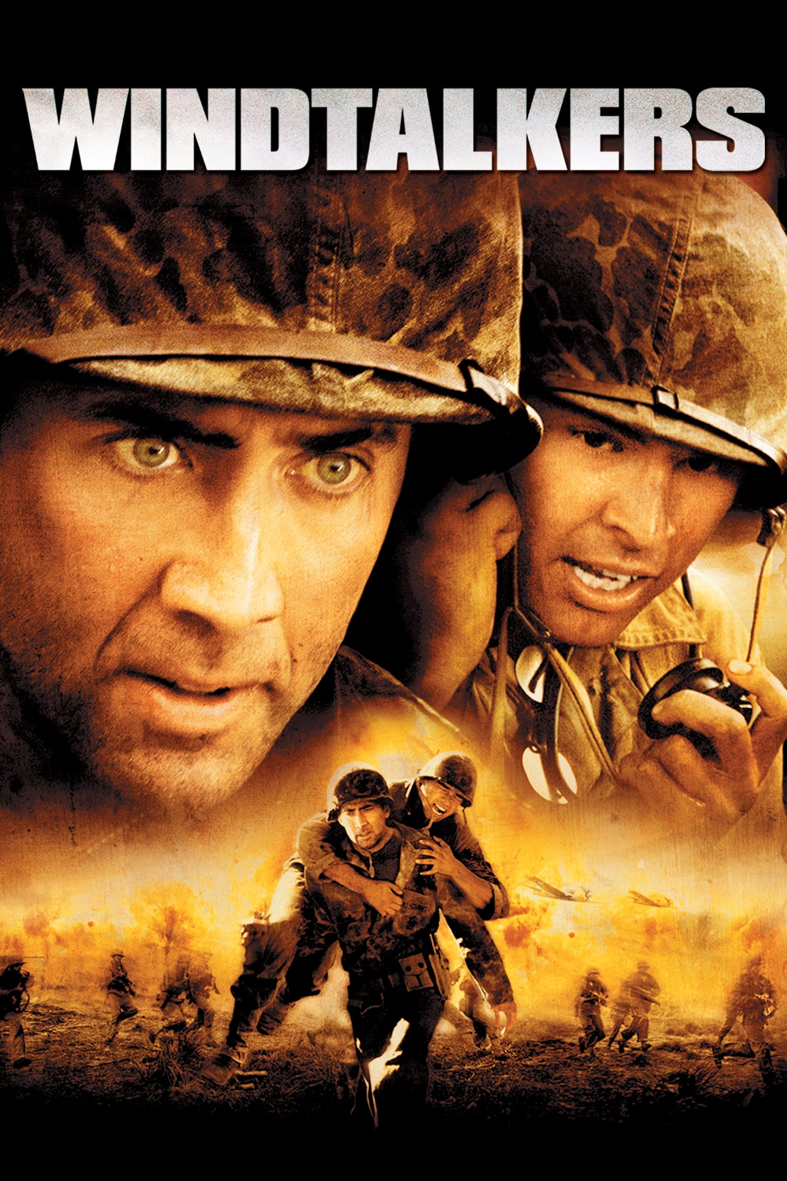 Windtalkers (2002) - Posters — The Movie Database (TMDb)