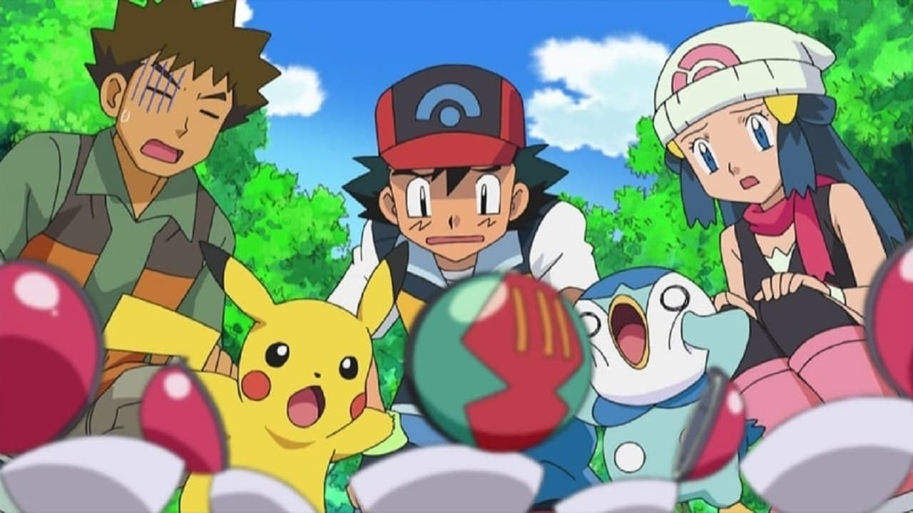 Pokémon Season 13 :Episode 25  An Old Family Blend!