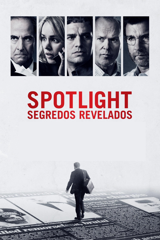 capa Spotlight: Segredos Revelados