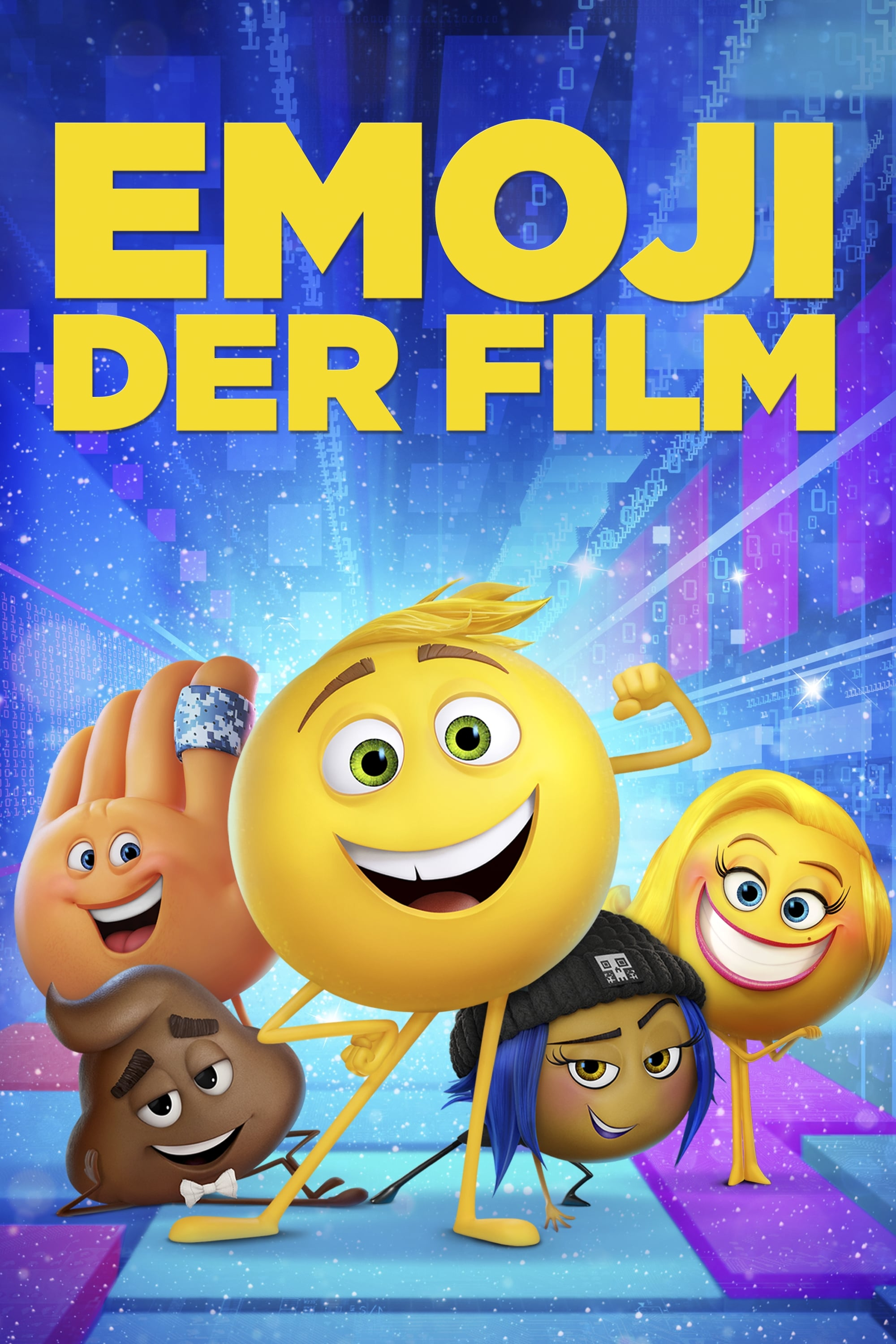 Emoji Ganzer Film Deutsch