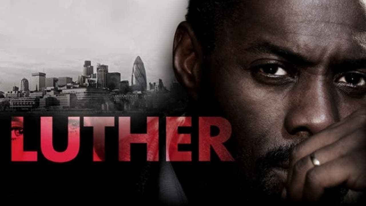 Idris Elba hinting about a Luther film
