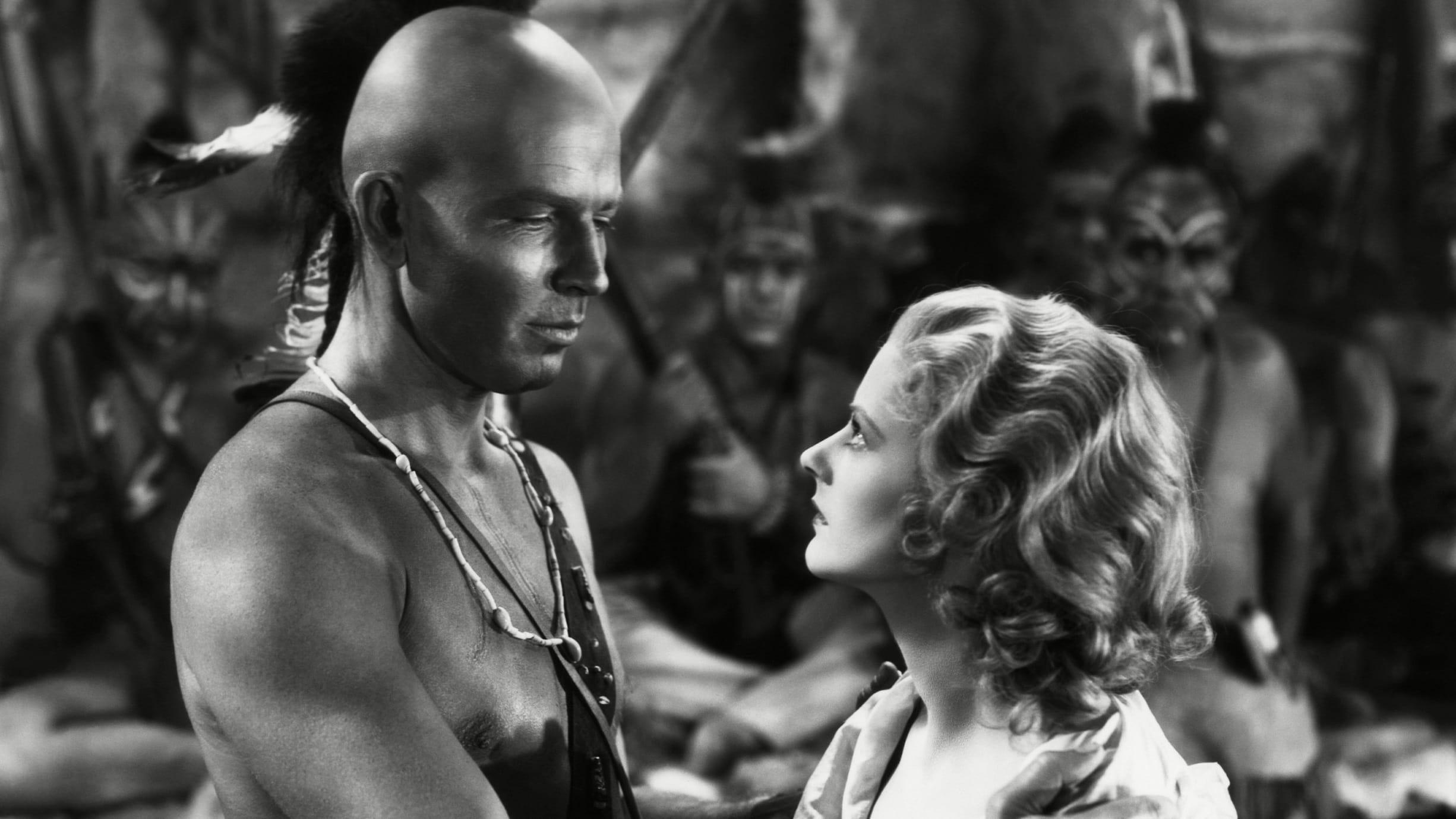 Le dernier des Mohicans (1936)