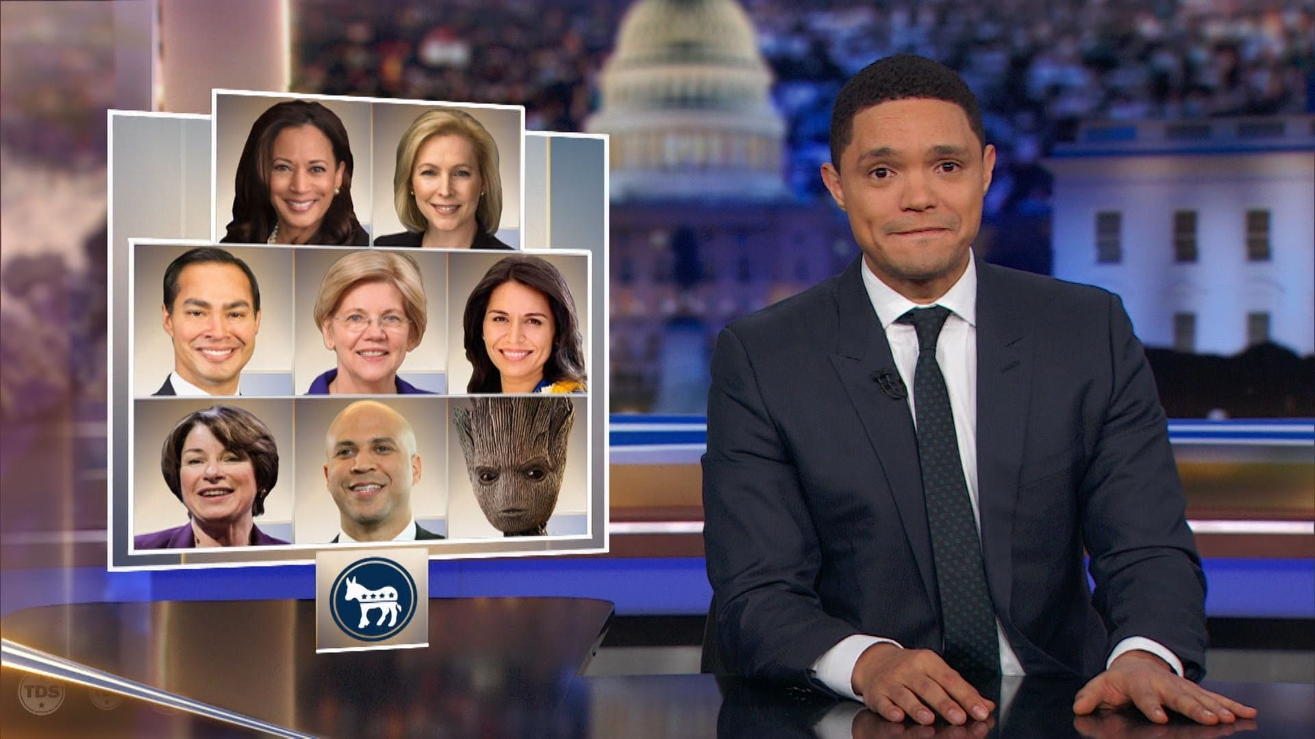 The Daily Show with Trevor Noah Season 24 :Episode 59  Phoebe Robinson