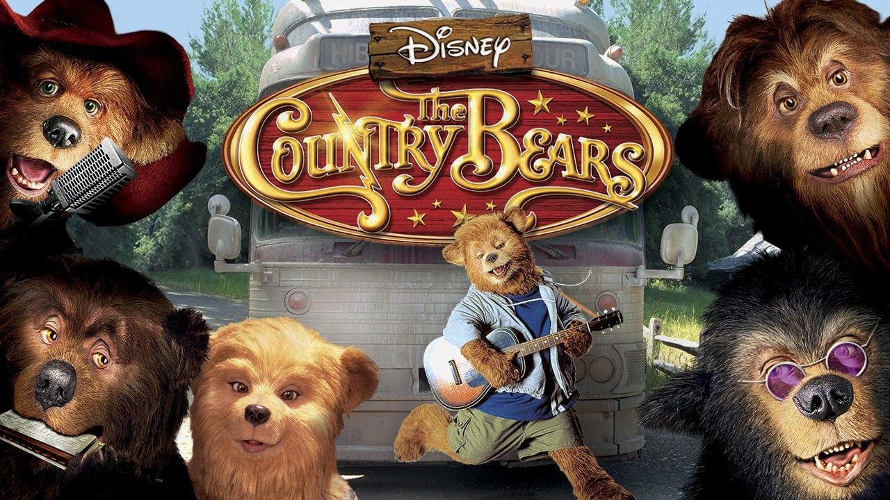 the country bears 2002 az movies