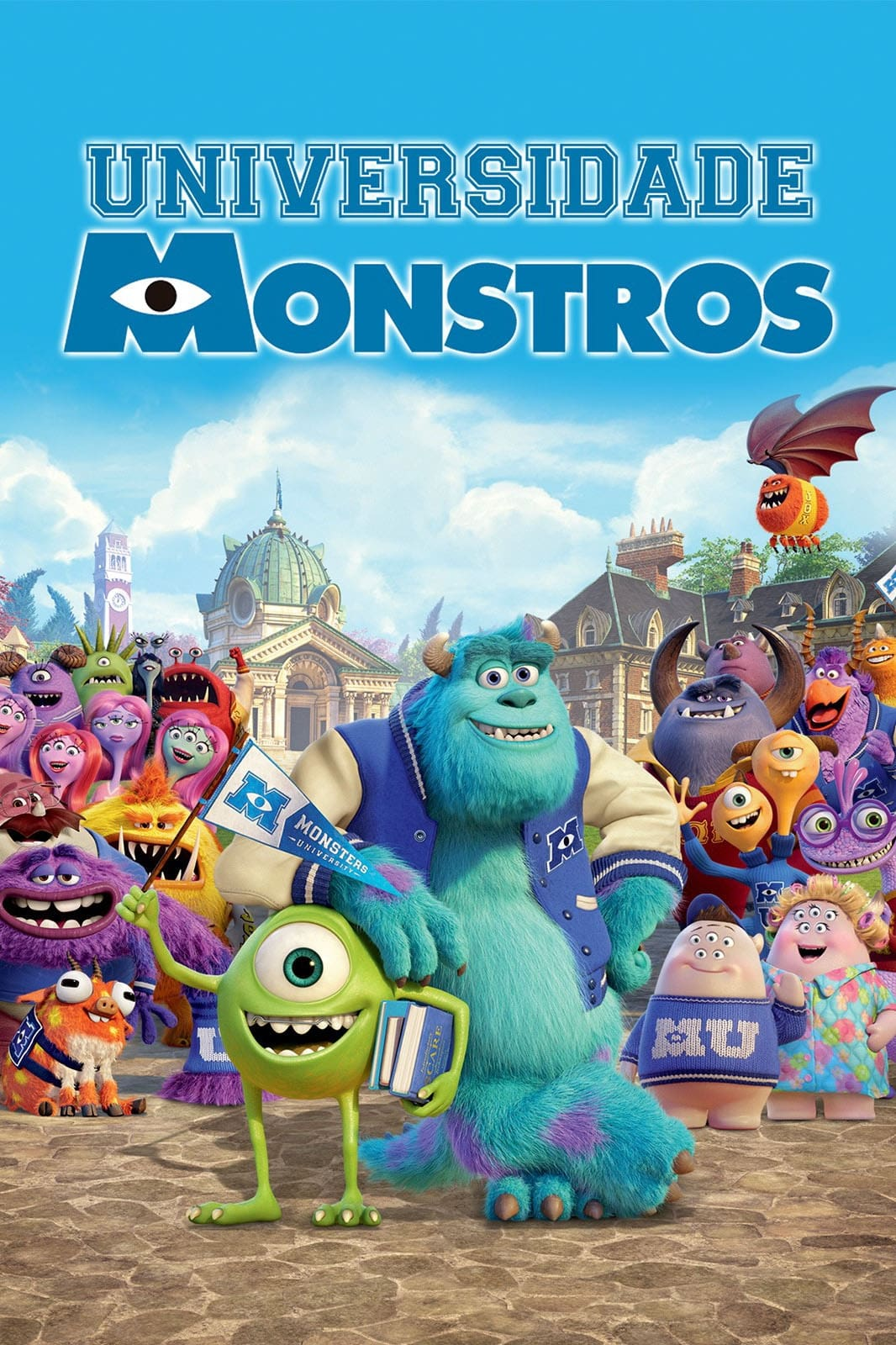 Imagem Universidade Monstros