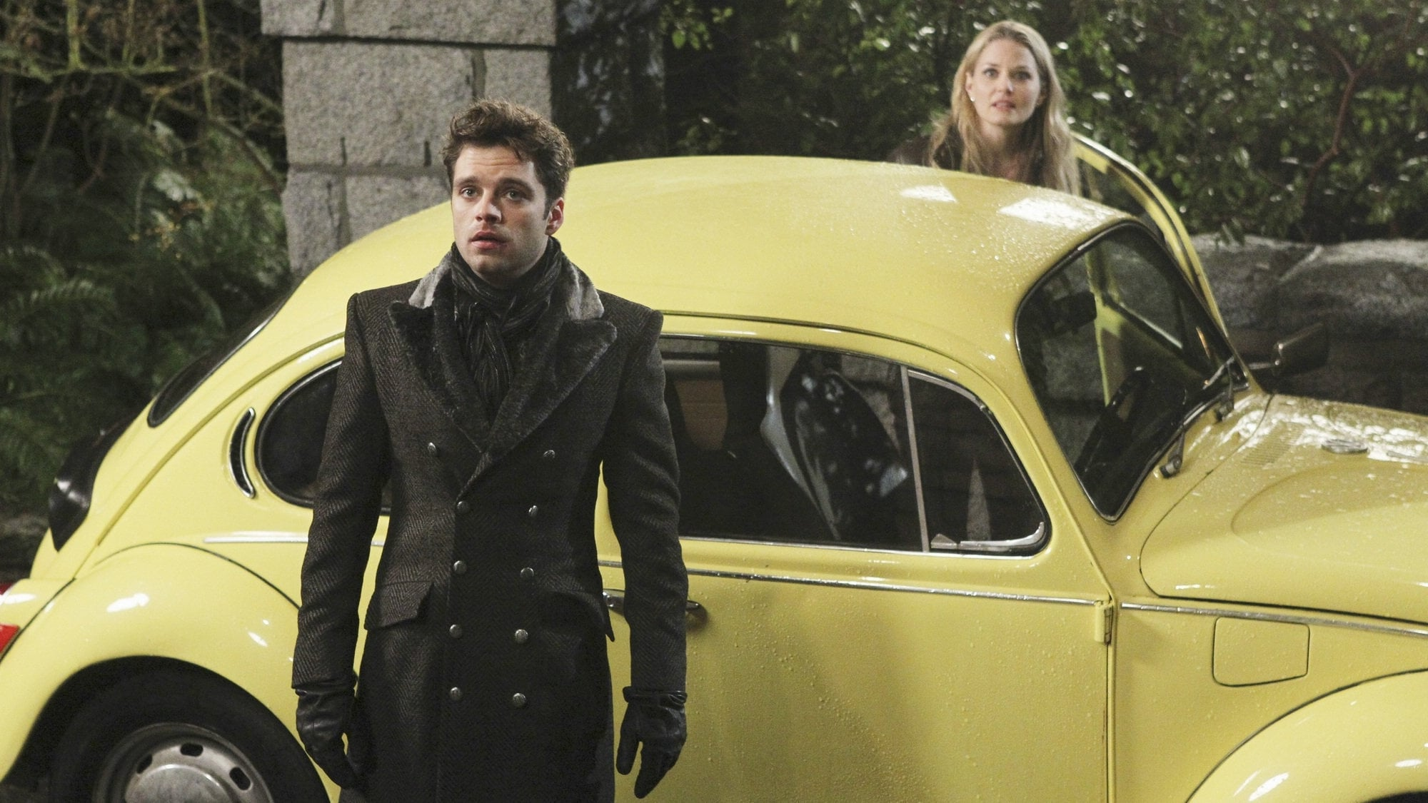 Once Upon a Time Season 1 :Episode 17  Hat Trick