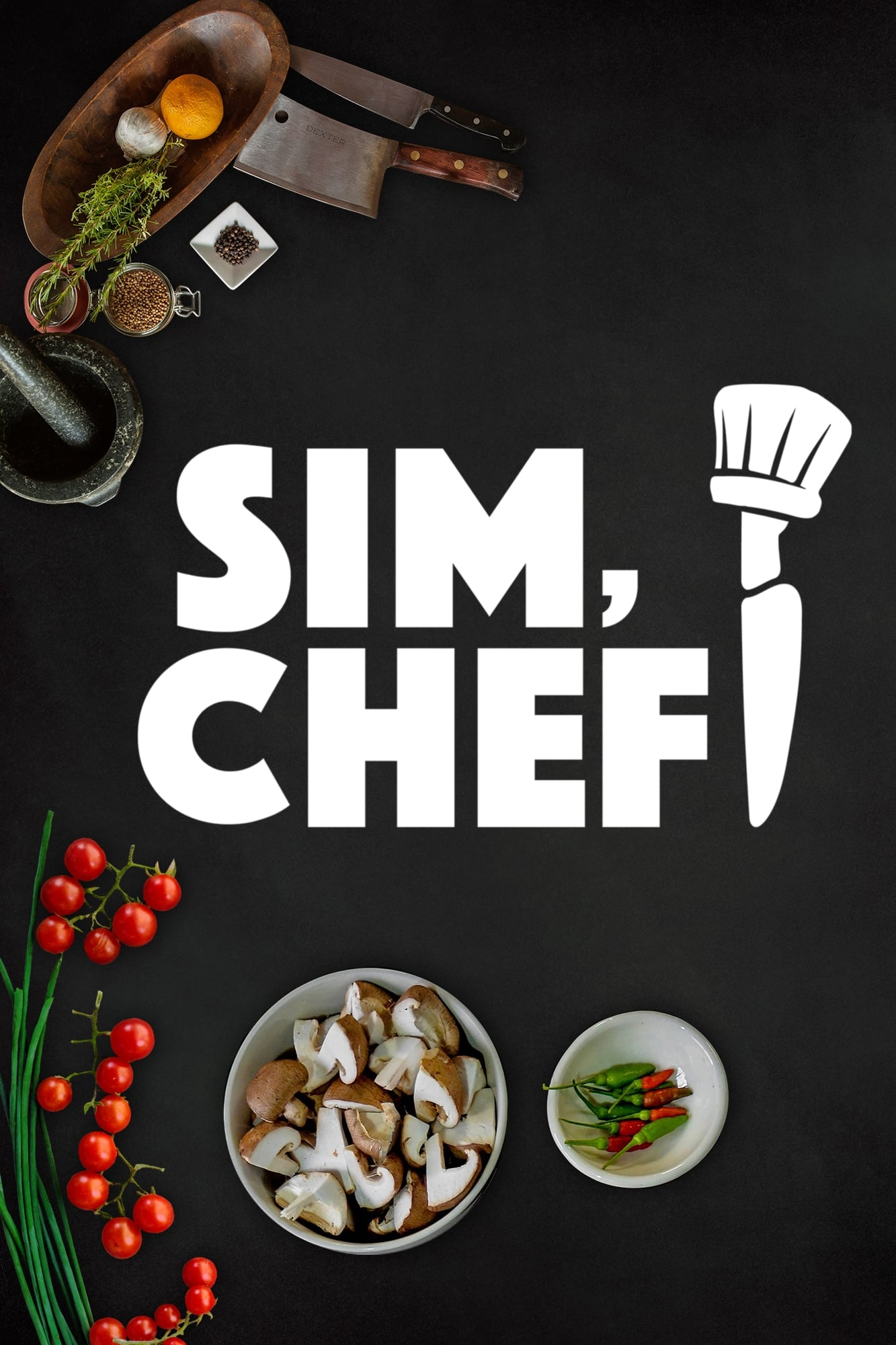 Sim, Chef! (2017)