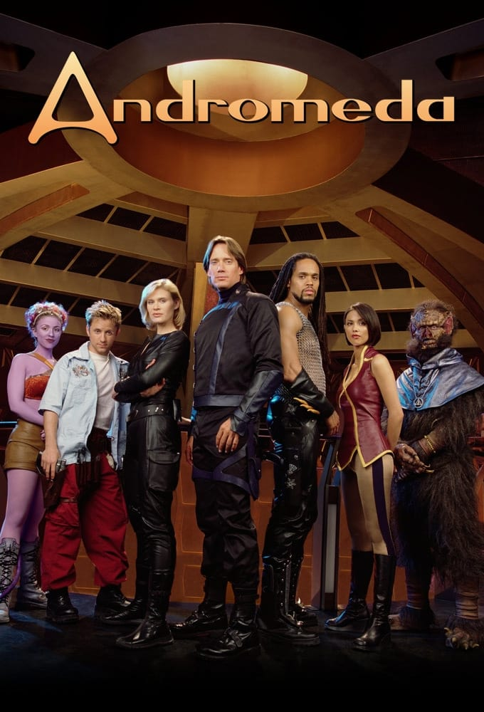 Andromeda TV Shows About Starship
