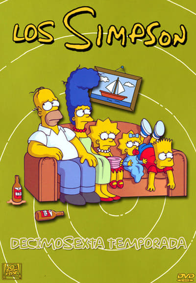 Los Simpson Season 16