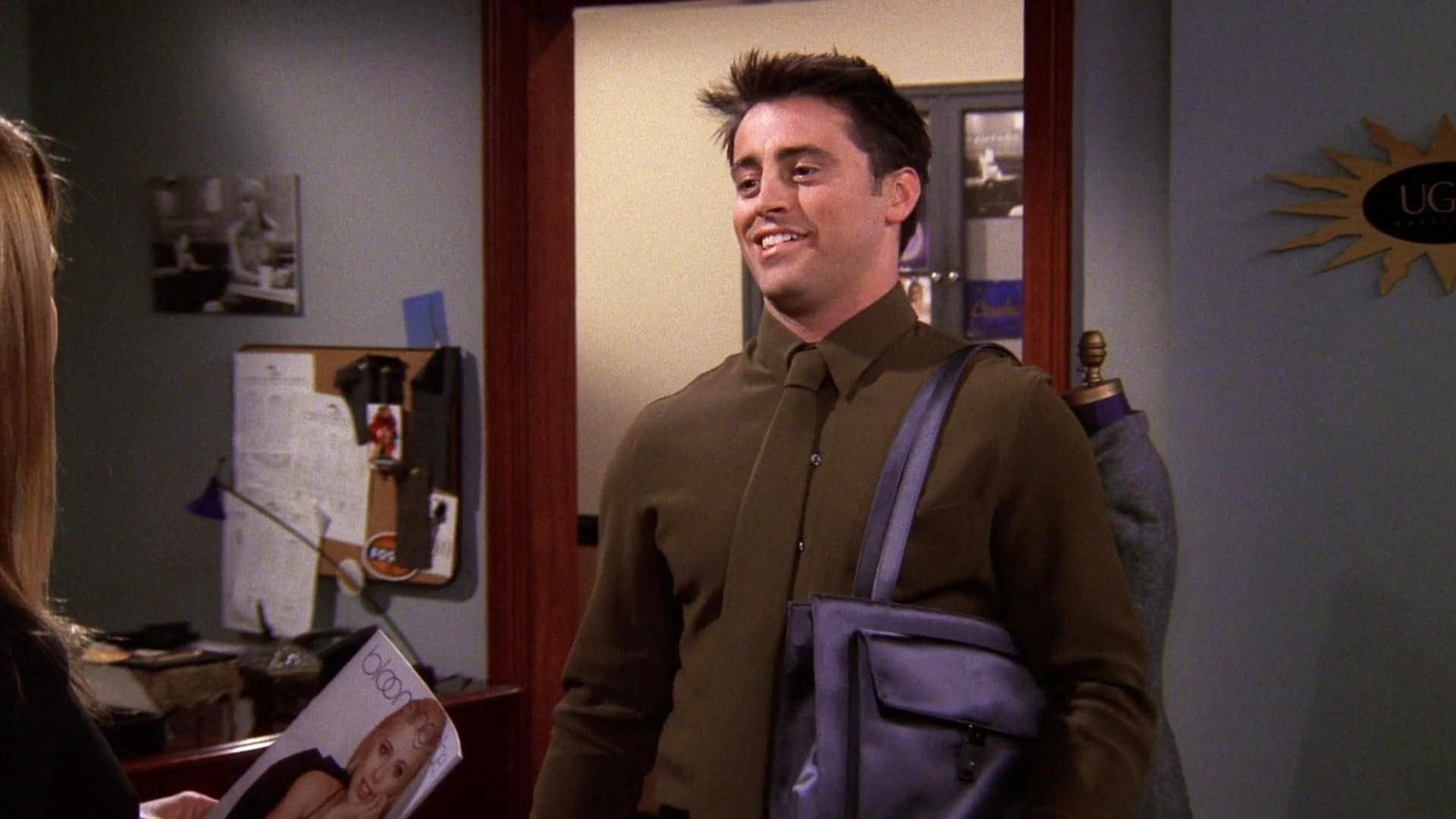 The One With Joey's Bag