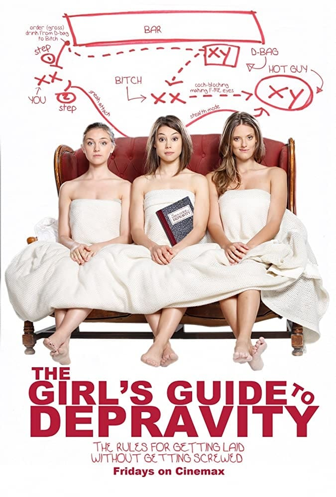 The Girl's Guide to Depravity (2012)