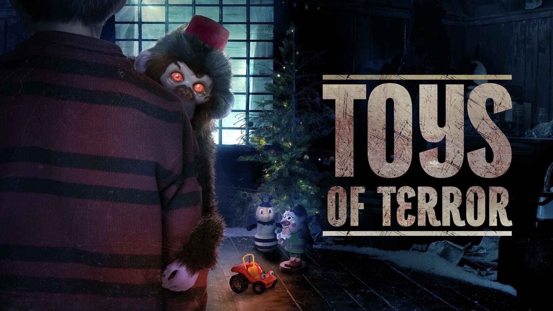 Juguetes de Terror