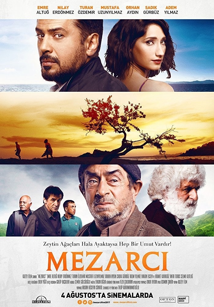 watch Mezarcı 2017 Stream online free