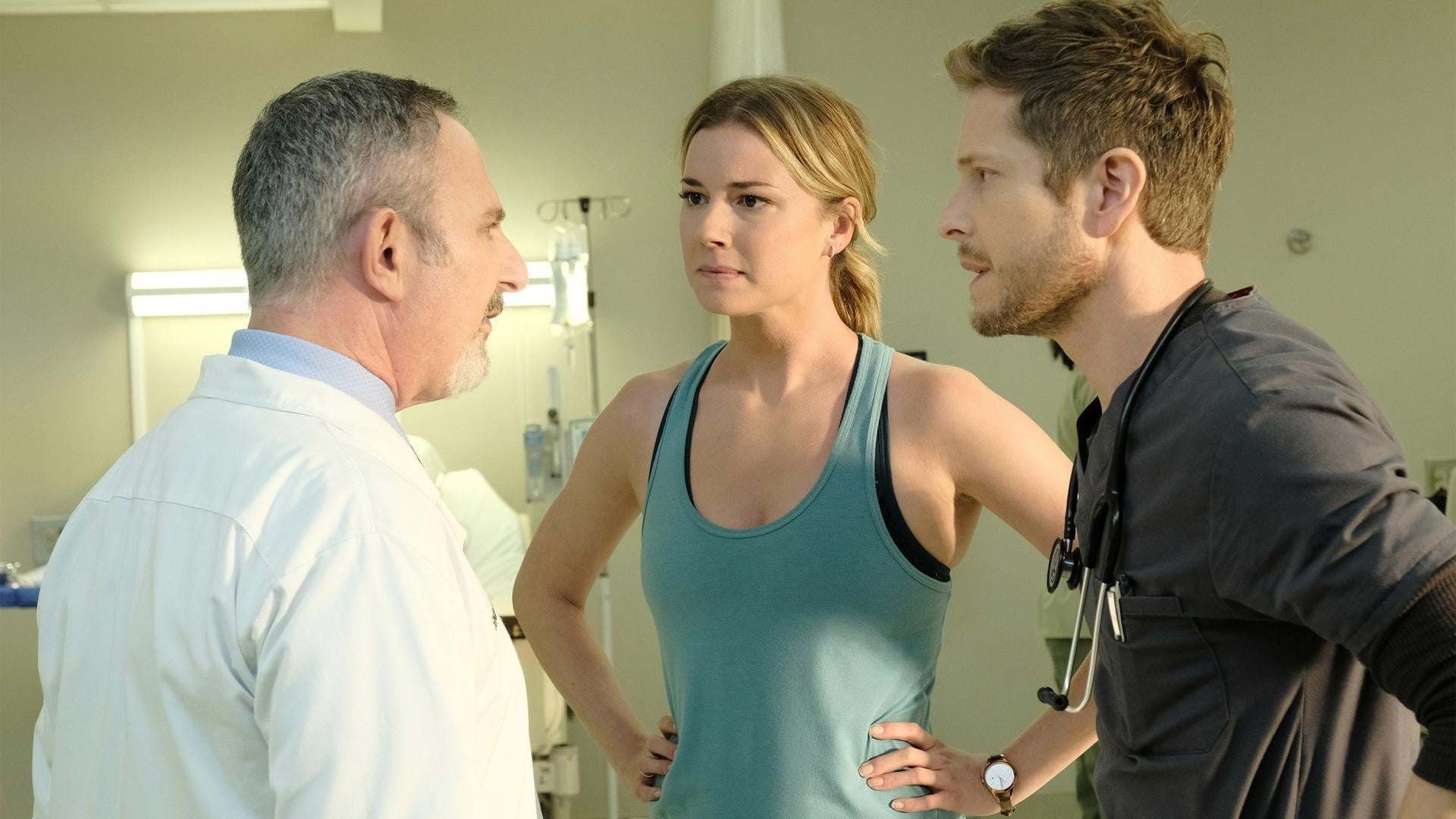 The Resident Season 2 :Episode 7  Trial & Error