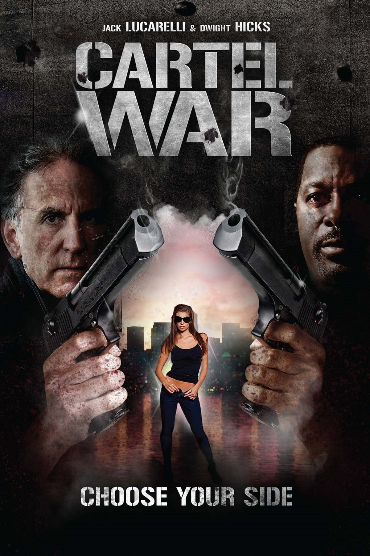 Cartel War on FREECABLE TV