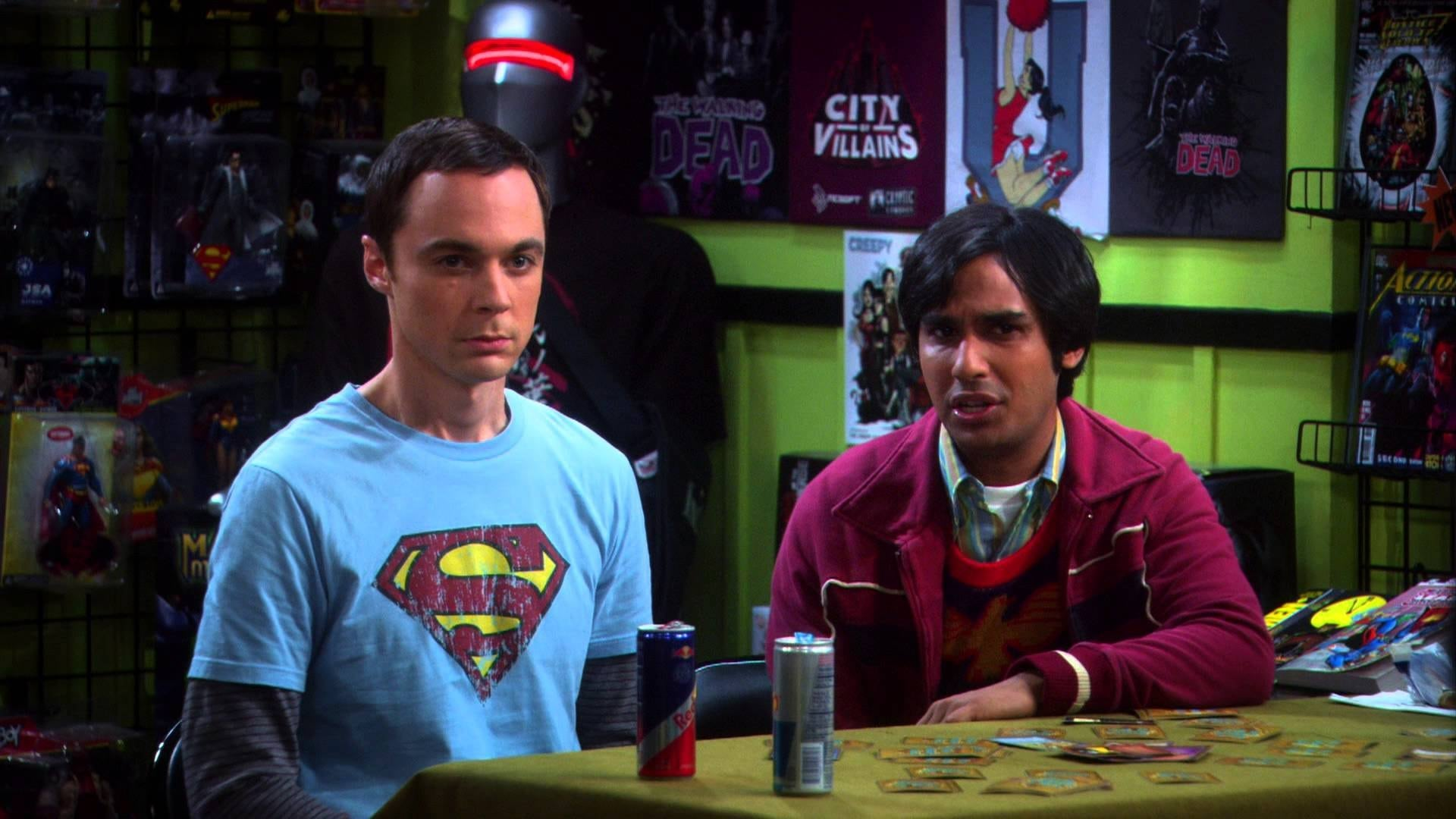The Big Bang Theory Season 3 :Episode 5  The Creepy Candy Coating Corollary