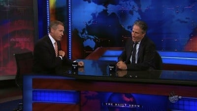 The Daily Show with Trevor Noah Season 15 :Episode 108 Brian Williams